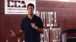 Tim Tebow Prison Sermon