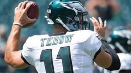Tim Tebow: 'Welcome To Philadelphia'