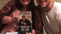 Haylee's W15H To Meet Tim Tebow
