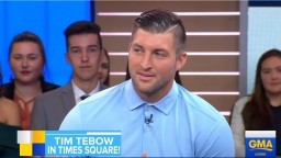 Tim Tebow's tips for living life to the fullest