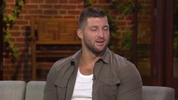 Heisman Trophy Winner Tim Tebow on Joining 'Home Free' Competition Show